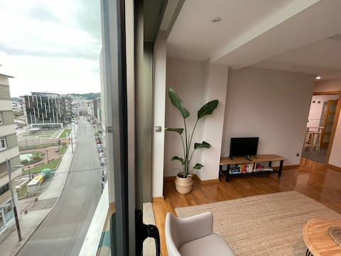 Precioso apartamento en el centro de Viveiro