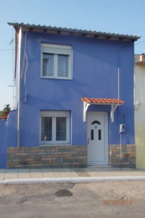 Ένα άνετο σπίτι εως 6 ατομων στο κέντρο του χωριού