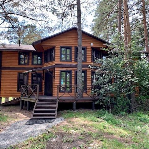 ComeLuck guesthouse комфортный и экологичный отдых