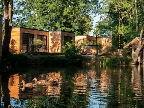 De spa-natuurplek - Bonfruit Lodges