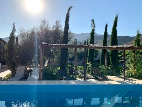 Escape to your private Andalucian finca with stars