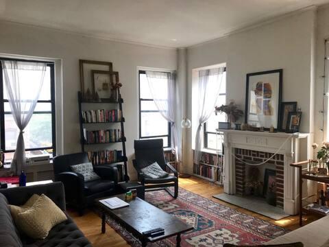 Habitación privada en excelente ubicación en Upper West Side