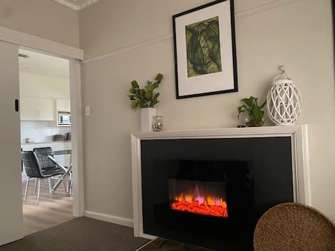 Banksia is a three bedroom cozy little home.