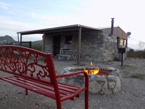 Casa de Cazadores - Authentic Terlingua cabin