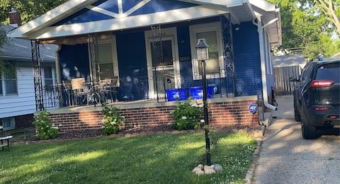 Updated, historic Leland Grove three bedroom House