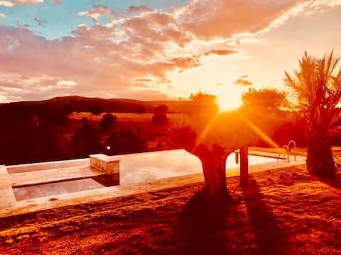 Pod House 2 +Infinity Pool :: Montes de Toledo