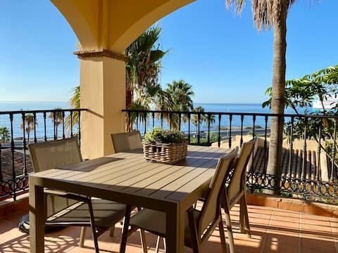 First Line Sea View Apartment Costa del Sol