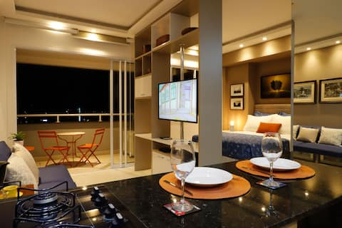 Boaventura Da Silva全新精致單間公寓# 3