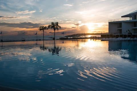 Sunset Style.