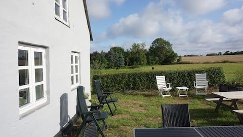 Precioso apartamento en el campo en un entorno pintoresco
