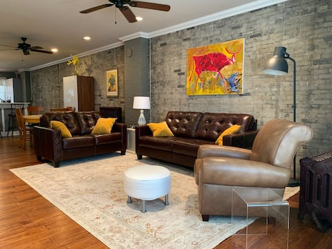 Your Art Loft in Historic Uptown Michigan City IND