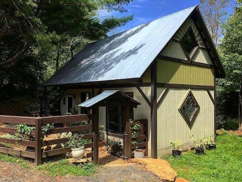 The Guest House @ Little Horse Creek Farm.