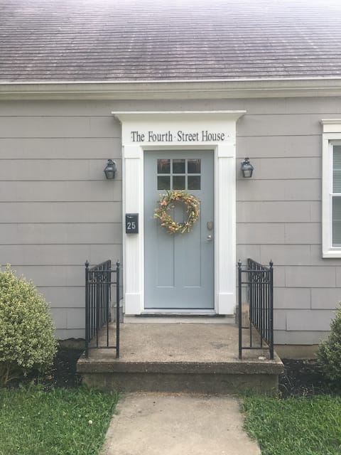 The Fourth Street House