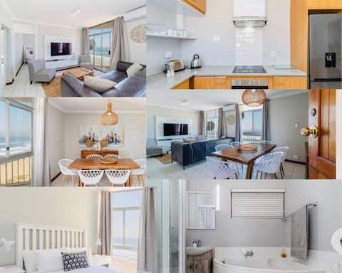 806 beachfront- 2 bedroom beachfront apartment