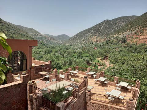 Charming boutique guest house in the Ourika Valley