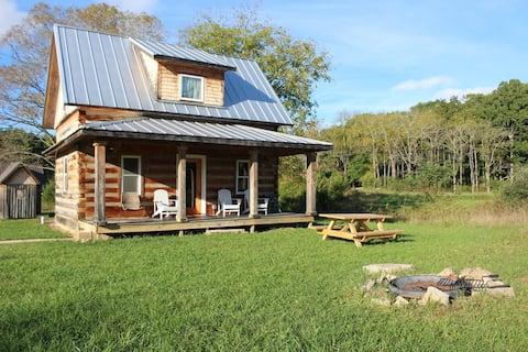 Hokie Homestead Cabin