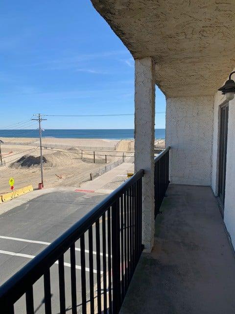 Oceanview 2 bedroom condo in Seaside Heights