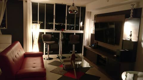 Luxury apartment with wonderful views in Heredia!!