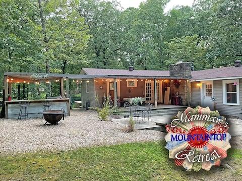 Mammaw's Mountaintop Retreat