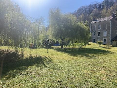 Country house ★ Garden ★ Private access on Loir