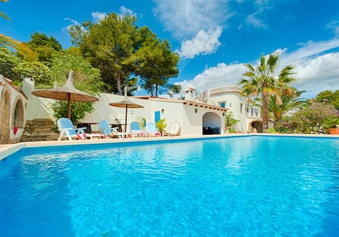 Casa Tartana - Private Villa with Large 12x5m Pool