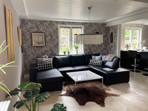 Apartment Villa Uddevalla Central Spabad