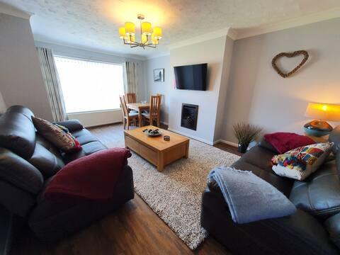 Hafan - Entire 2 bedroom bungalow in Abergele