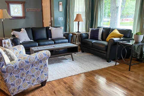 Modern Comfort & Charm with Historic Flair