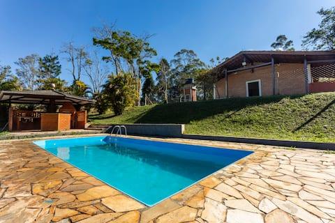 Casa de Campo na Rota do Vinho em São Roque