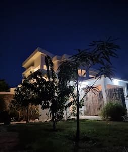 the entire property has Outdoor Lighting along with 3 sets of stair lighting and solar