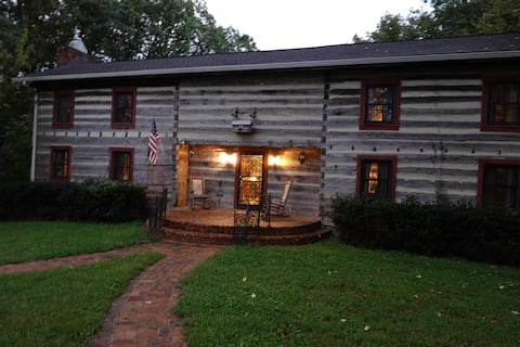 The Cabin at Harding