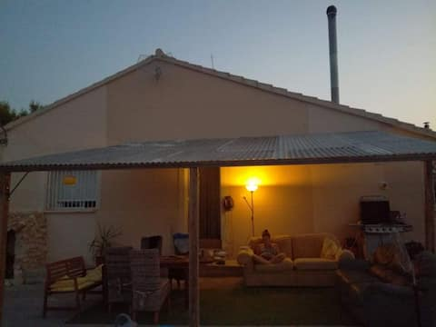 Rural 2 bed room farm bungalow
