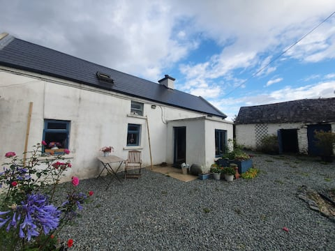 Mrs. Moores cosy old farmhouse in Wexford
