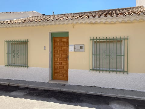 3 Bedroomed village house in the heart of village