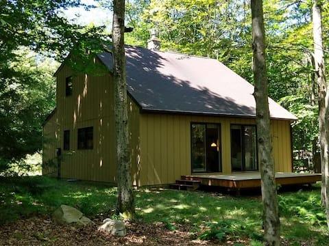 Cozy 3-bedroom cabin in heart of Sullivan County