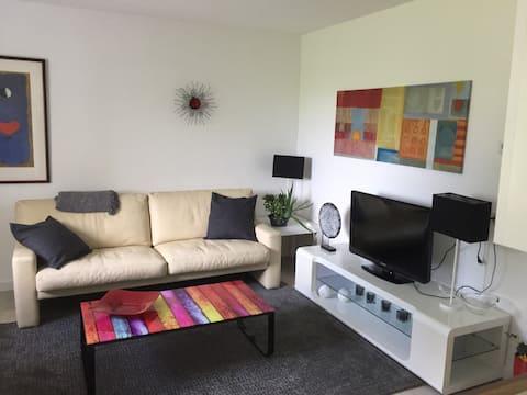 Schönes Appartement in ruhiger aber zentraler Lage