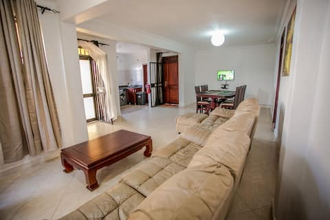 Entire serviced apartment for short time rental