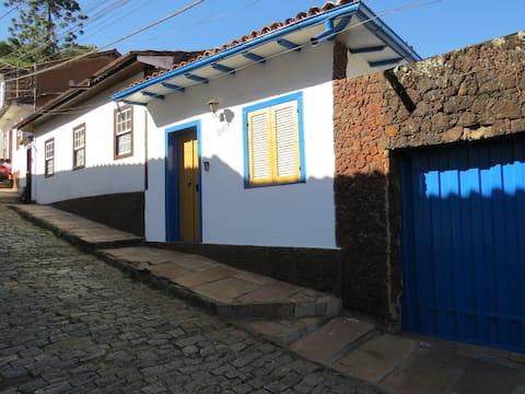 Casa agradável no Centro histórico de Ouro Preto