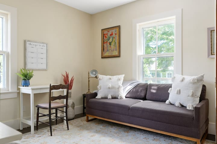 Another guest bedroom with sofa bed