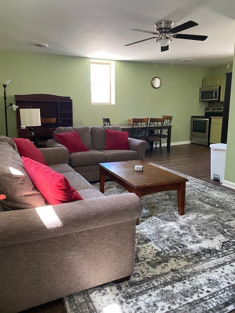 Lovely 1-bedroom apartment in downtown Wabash