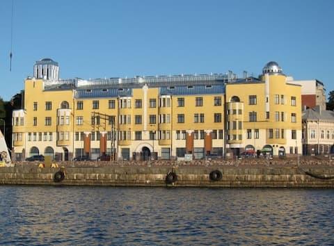 Lovely 60 m2 apartment in the center of Kotka