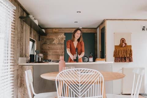 Tiny Slow Cabin op de Veluwe