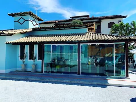 Casa Azul Itaúna