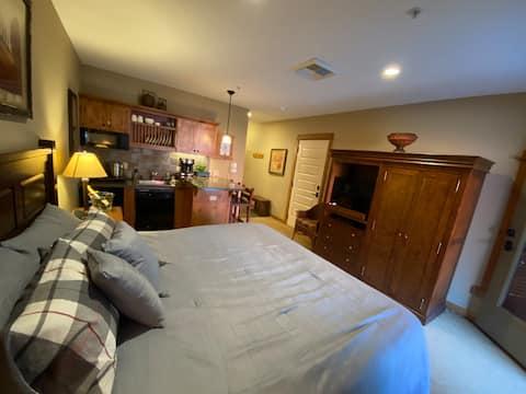 Adventure Resort  Condo at Scenic Silver Mountain