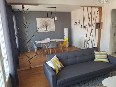 Appartement F2 Vichy