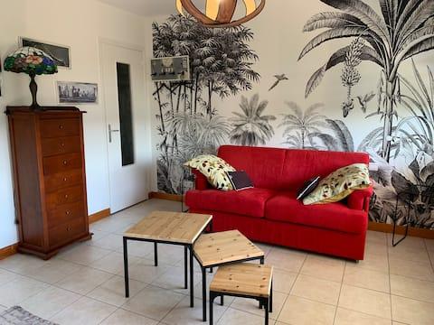 Lillebonne, super appartement dans résidence