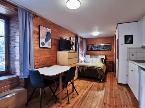 Comfortable studio in the heart of Old Quebec