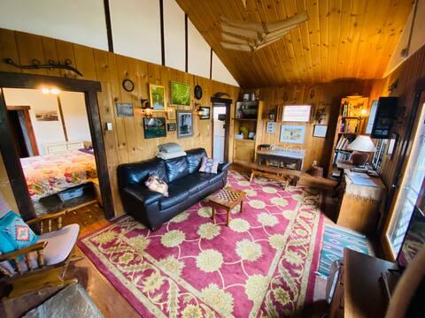 Cozy, Historic Cabin in Central Nederland