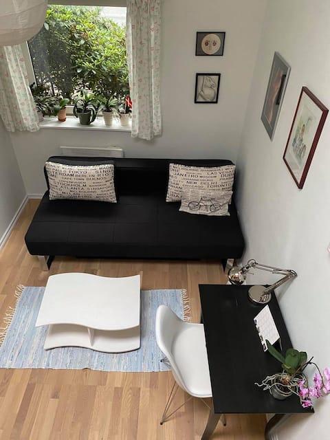 <3 Dormitorio bonito y tranquilo con aparcamiento gratuito