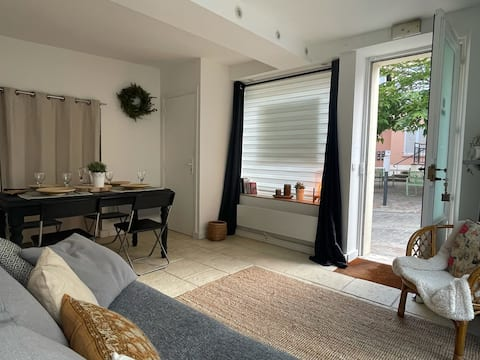 Charming apartement in Marly le roi